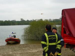Un adolescent de 15 ans s'est noyé dans le canal de la Feyssine