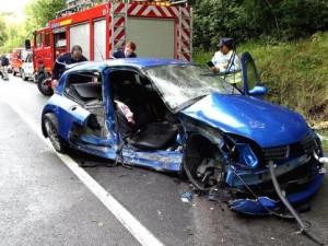 Un automobiliste bloqué 12 heures dans son véhicule