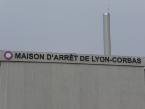 Un détenu a-t-il tenté de s'évader de la maison d'arrêt de Lyon-Corbas?