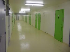Un détenu retrouvé mort par son compagnon de cellule de la maison d'arrêt de Bourg-en-Bresse