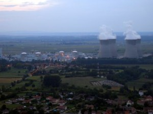 Un incendie  s'est déclaré mercredi après-midi dans un bâtiment isolé de la centrale nucléaire du Bugey dans l'Ain