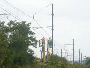Un incident lundi à la SNCF