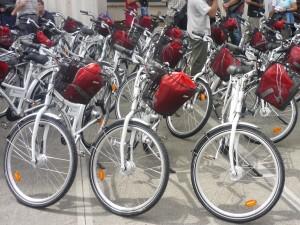 Un parking à vélo sécurisé dans le 1er arrondissement