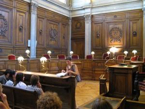 """Un syndicaliste comparaissait lundi devant le tribunal correctionnel de Lyon pour """"dégradations aggravées"""""""