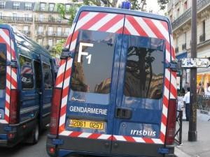 Une course-poursuite entre les gendarmes et un adolescent de 14 ans