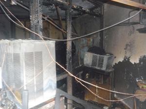 Une enquête ouverte après l'incendie d'un restaurant près de la gare de Vénissieux