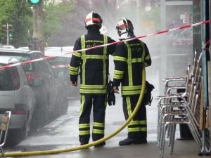 Une fuite de gaz dans le 6e arrondissement