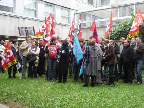 Une grève dans les agences de pôle Emploi du Rhône jeudi
