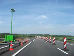 Une info pratique avec la coupure de la Nationale 7 dans la Loire entre Feurs et Roanne