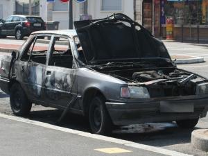 Une jeune villeurbannaise gravement brûlée dans l'incendie de sa voiture