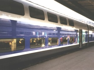 Une nouvelle étape pour la ligne TGV Lyon-Paris via Clermont