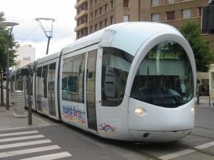 La ligne de tram T3 toujours perturbé après les fortes pluies de mardi