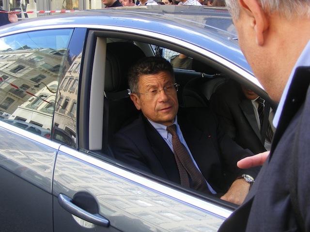 Le préfet Gérault quitte Lyon