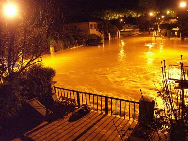 6 communes du Rhône reconnues en état de catastrophe naturelle