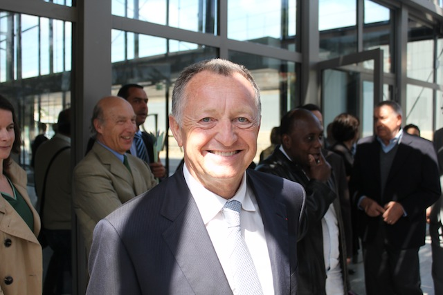 Jean-Michel Aulas invite Boudebouz et Martin à rejoindre l'OL