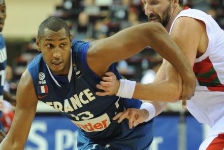 Basket : Les Bleus bien partis aux championnats du monde