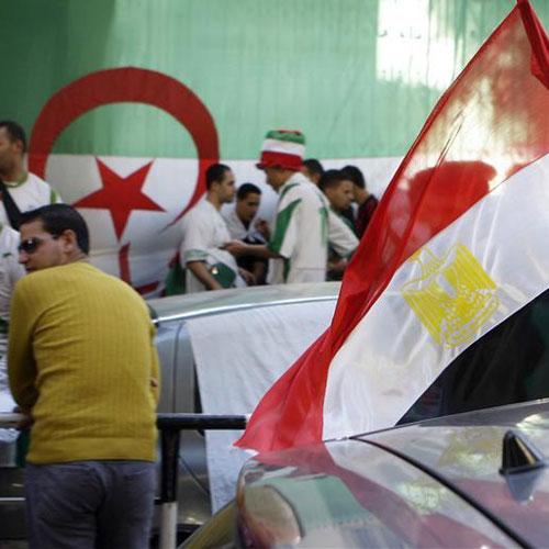 Pas de débordements après la défaite de l'Algérie jeudi