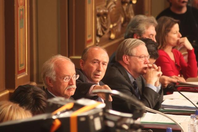 Collomb sera-t-il élu meilleur maire du monde 2010 ?