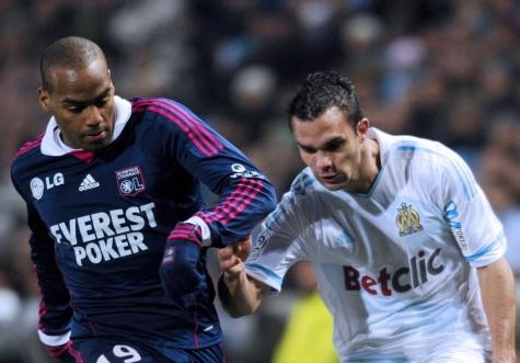 L'OL aurait pu mieux faire à Marseille