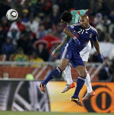 L'affaire Anelka terrasse le foot Français