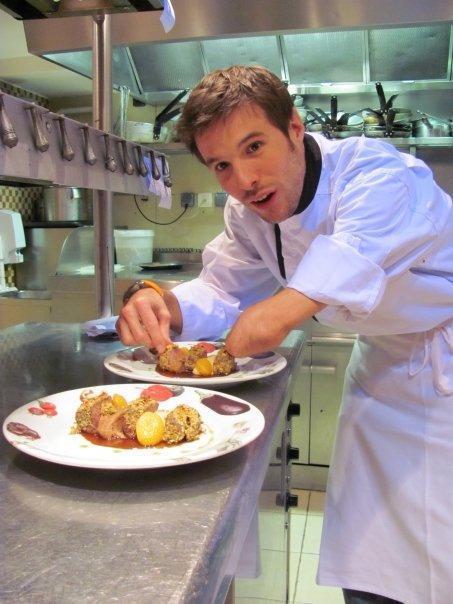 Top chef sur m6 gr gory cuillon limin for Cuisinier 2010