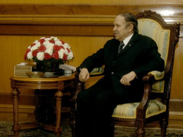 Le président algérien Abdelaziz Bouteflika hospitalisé en Rhône-Alpes