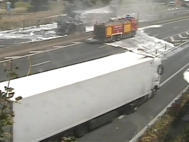 Accident mortel ce mardi matin sur l'A46