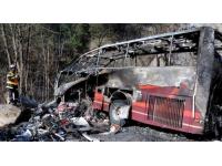 Accident de car à l'Alpe d'Huez : la victime hospitalisée à Lyon dans un état critique