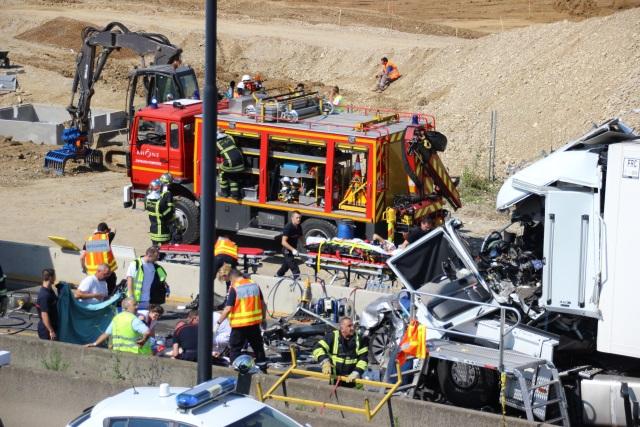 Appel à témoin lancé après l'accident mortel de la rocade EST