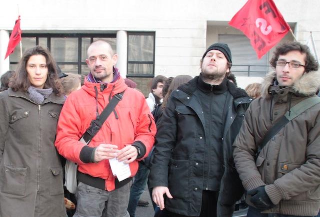 Les monteurs d'expositions menacent de faire grève