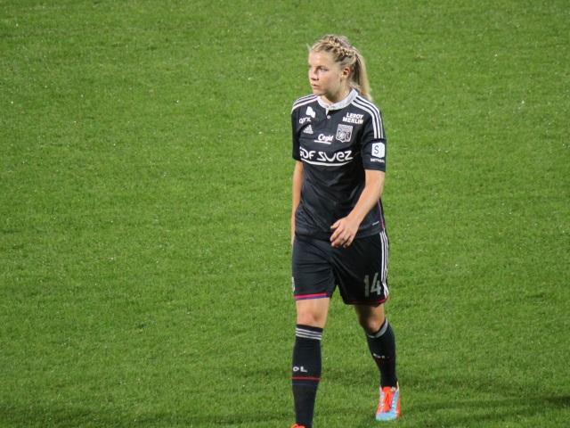 Ligue des Champions : victoire facile des filles de l'OL contre l'Ajax Amsterdam