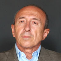 Christophe Barbier juge Gérard Collomb