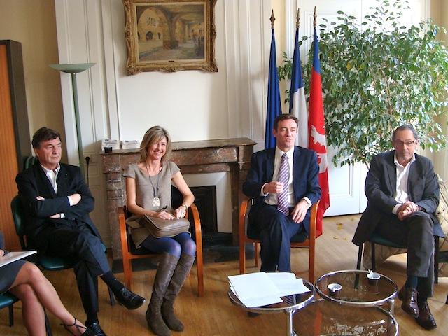 Municipales 2014 : Michel Havard lance son association de campagne en février