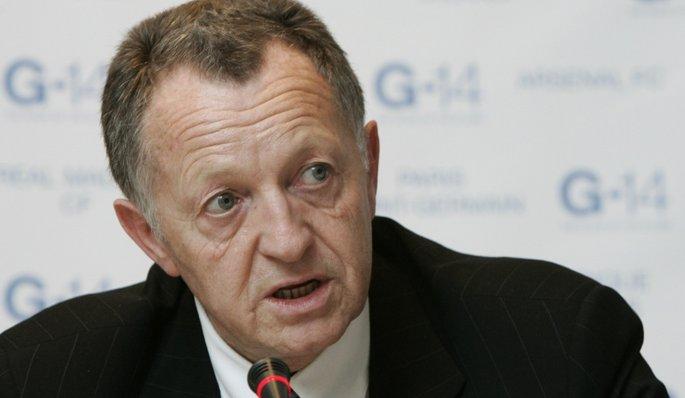 Jean-Michel Aulas reçu par le ministre du budget