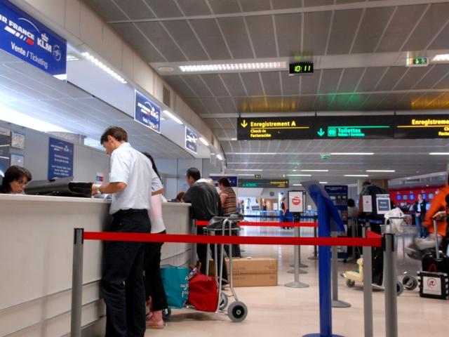 20% des vols annulés à l'aéroport de Lyon dimanche et lundi