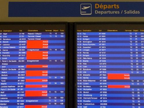 Un objet non identifié perturbe le trafic à l'aéroport de Lyon-Saint-Exupéry