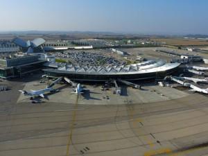 La compagnie Emirates arrive à l'aéroport Lyon-Saint-Exupéry