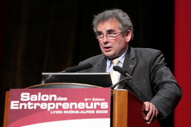 Alain Audouard à la tête d'Eurexpo