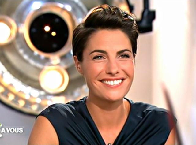 Alessandra Sublet en tête de la TNT dimanche soir avec sa nouvelle émission