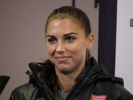 Alex Morgan (OL féminin) dans le groupe pour la finale de la Ligue des Champions