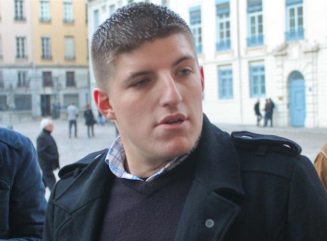 Alexandre Gabriac va rencontrer les néo-nazis grecs de l'Aube Dorée