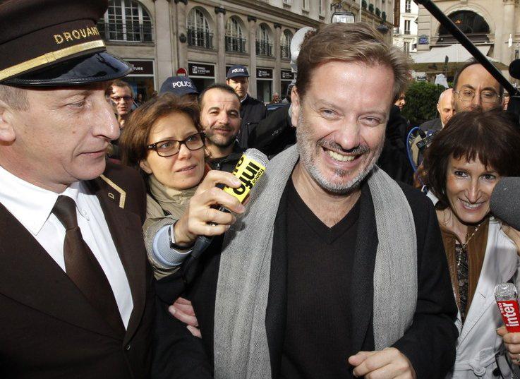 Goncourt 2011 : Alexis Jenni attendu vendredi chez Decitre à Lyon