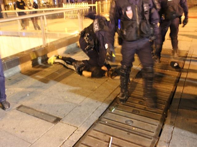 Plusieurs interpellations ont été constatées dans l'agglomération - LyonMag