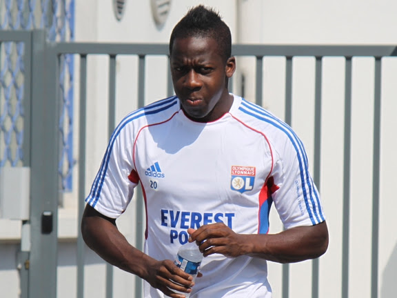 Aly Cissokho - Photo Lyonmag.com