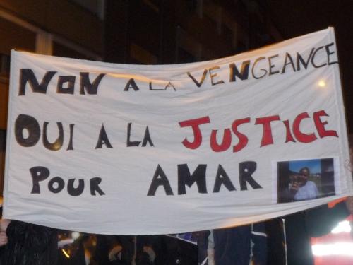 Mort d'Amar en 2009 : quatre jeunes devant les assises du Rhône à partir de mardi