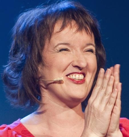 Anne Roumanoff jouera son nouveau spectacle en exclusivité à Lyon fin août