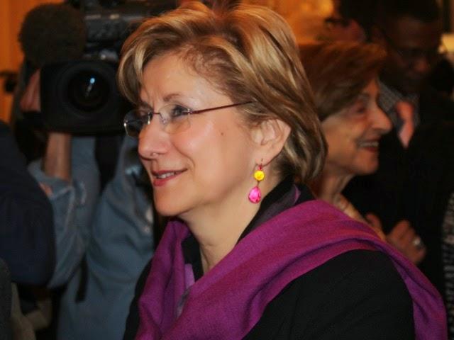 Annie Guillemot signataire de la tribune Sortir de l'Impasse de Martine Aubry