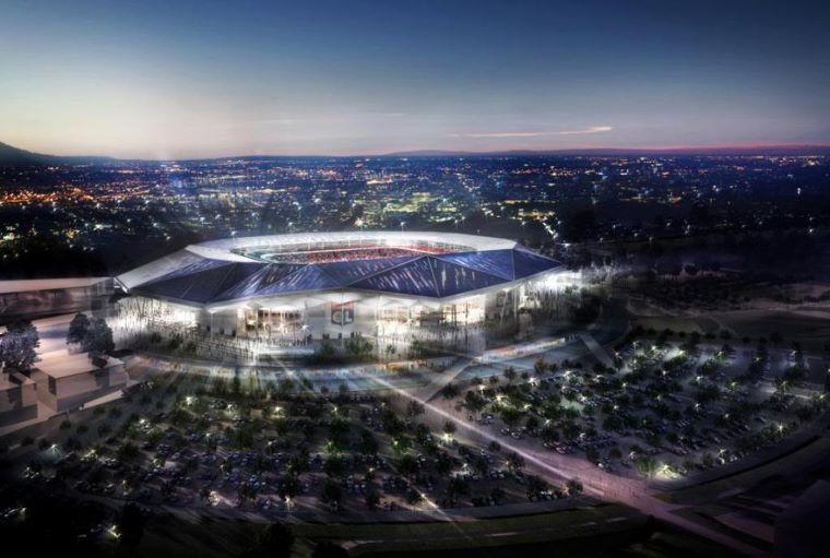 Grand Lyon : une rallonge de près de 6 millions d'euros pour le Stade des Lumières