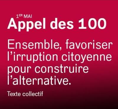 """""""L'Appel des 100"""" du Rhône se mobilise pour la présidentielle de 2017"""