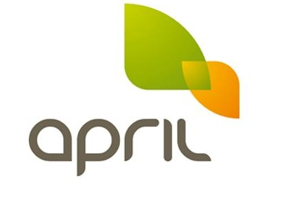 Logo April DR